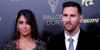 Balón de Oro: Todos hablan del escote de infarto de Antonella Roccuzzo y otros looks en la alfombra roja