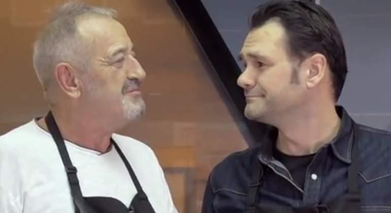 La curiosa conexión entre Karlos Arguiñano y el padre de Iñaki López que ha dejado atónito al presentador