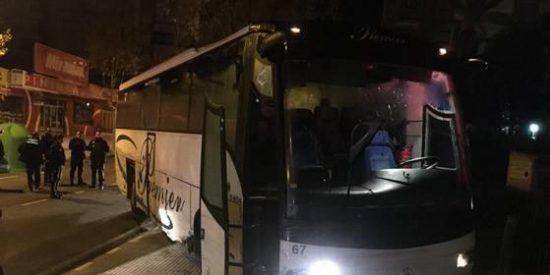 A prisión el turista inglés que robó un autocar, destrozó 30 vehículos y causó el caos en Benidorm