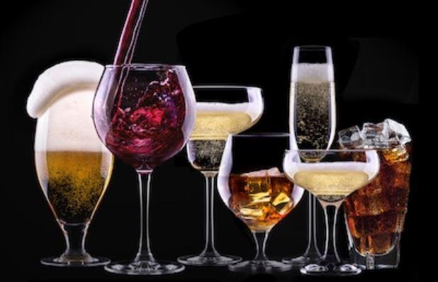 Tipos de bebidas para cócteles