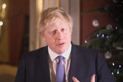 El primer ministro Boris Johnson se solidariza con los cristianos perseguidos