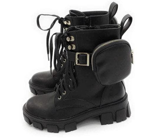 botas militares para regalara adolescentes