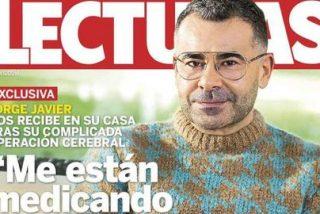 """Jorge Javier  Vázquez toca fondo y admite estar """"medicado contra la depresión"""""""