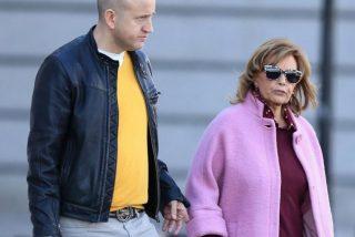 María Teresa Campos estalla en directo: Bigote Arrocet la abandona en plenas Navidades y ella se venga