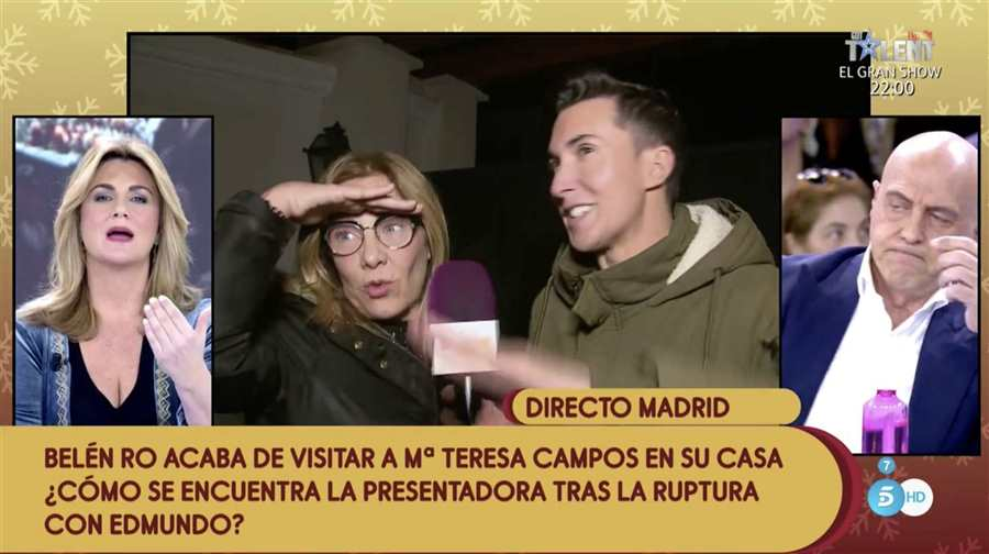 """Belén Rodríguez denuncia que en 'Sálvame' hay un """"machismo intolerable"""": ¿No será que el problema lo tiene ella?"""