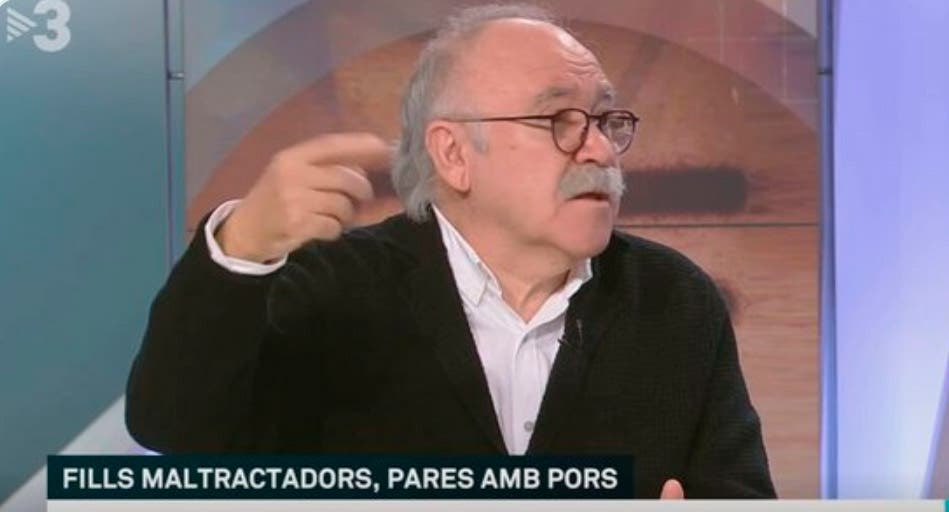 """La última gilipollez de Carod-Rovira en TV3: """"Los niños que agreden a sus padres son castellanoparlantes"""""""
