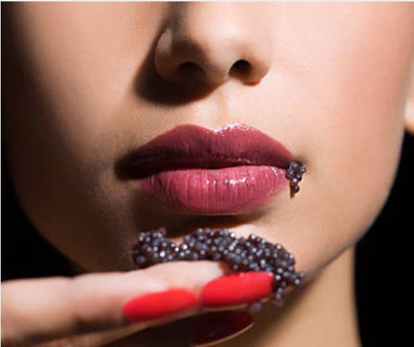 Beneficios del caviar para la piel