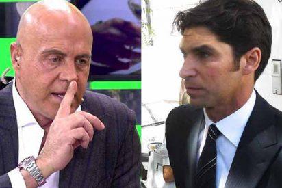 Telecinco elimina el momento del chivatazo de Kiko Matamoros de su plataforma premium tras las amenazas de Cayetano Rivera
