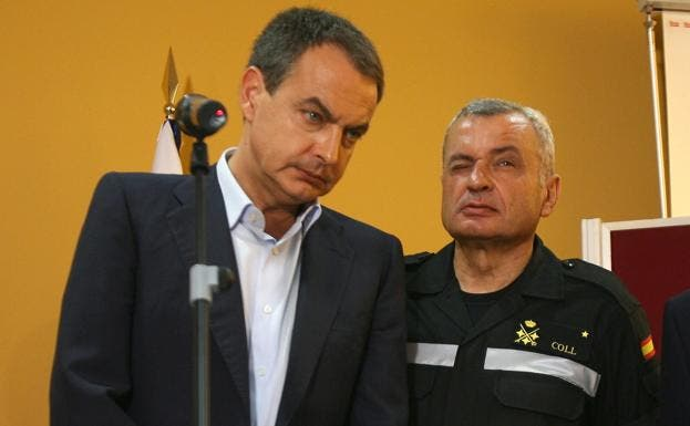 Un importante general, excolaborador de Zapatero, anima al Ejército a evitar la investidura de Pedro Sánchez
