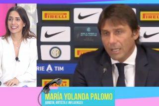"""Antonio Conte, entrenador del Inter, da indiscretos consejos de sexo a sus jugadores y """"se mete en un berenjenal"""""""