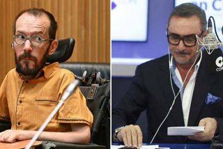 """Echenique se lanza contra la COPE acusándoles de """"inventarse fake news"""""""
