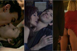 Las escenas eróticas más bestias de las series españolas en 2019: ¿cómo de explícito será el 2020?