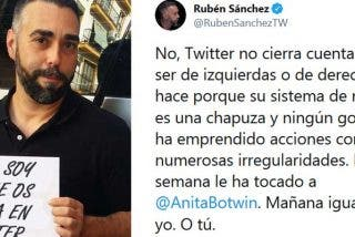 El esclarecedor testimonio de un podemita que desvela sin pestañear cómo Rubén Sánchez tumbaba impunemente las cuentas críticas con Podemos