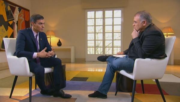 Ferreras se vuelca en ayudar a su amigo Pedro Sánchez: silencio absoluto sobre 'la caja B' de Podemos en laSexta Noche
