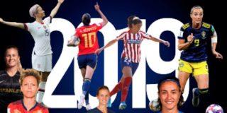 'Las Chicas del Balón' repasa lo mejor del fútbol femenino del 2019