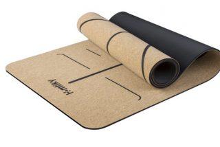 Si buscas una esterilla de calidad para practicar Yoga, te recomiendo la Homtiky Antideslizante, una de las mejores