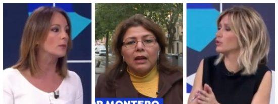 """EN DIRECTO El Quilombo / La inquilina 'protegida' de Irene Montero se niega a abandonar el inmueble y Griso sale en su defensa: """"¡Hay que ponerse en su lugar!"""""""