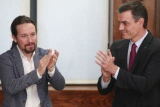 Los Gobiernos de coalición del PSOE con los comunistas siempre acaban en catástrofes electorales