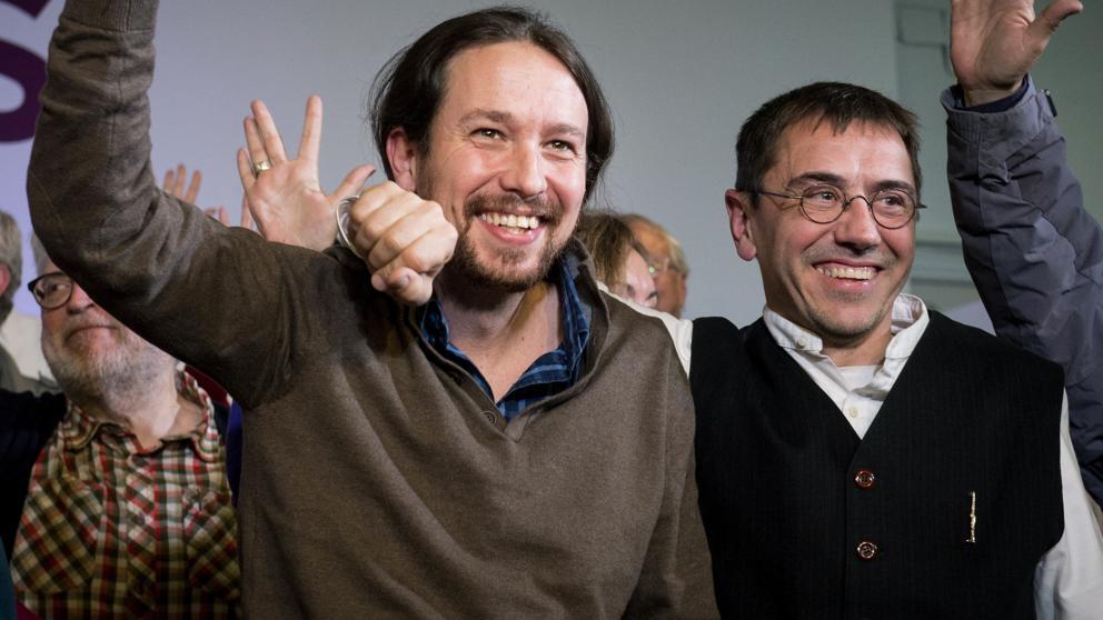 La Justicia maneja tres delitos sólidos para imputar a Iglesias, Monedero y a Podemos al inicio de 2020