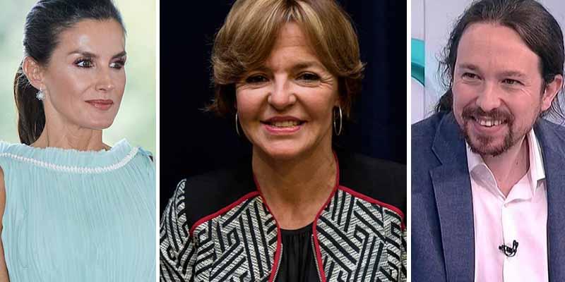 Bombazo: El movimiento de Pablo Iglesias que facilita el 'regreso' de Doña Letizia a TVE