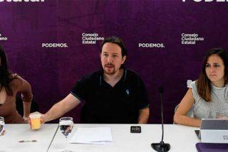 La madre de todos los escándalos: así ideaban los cargos de Podemos los tejemanejes para inflar sus sueldos