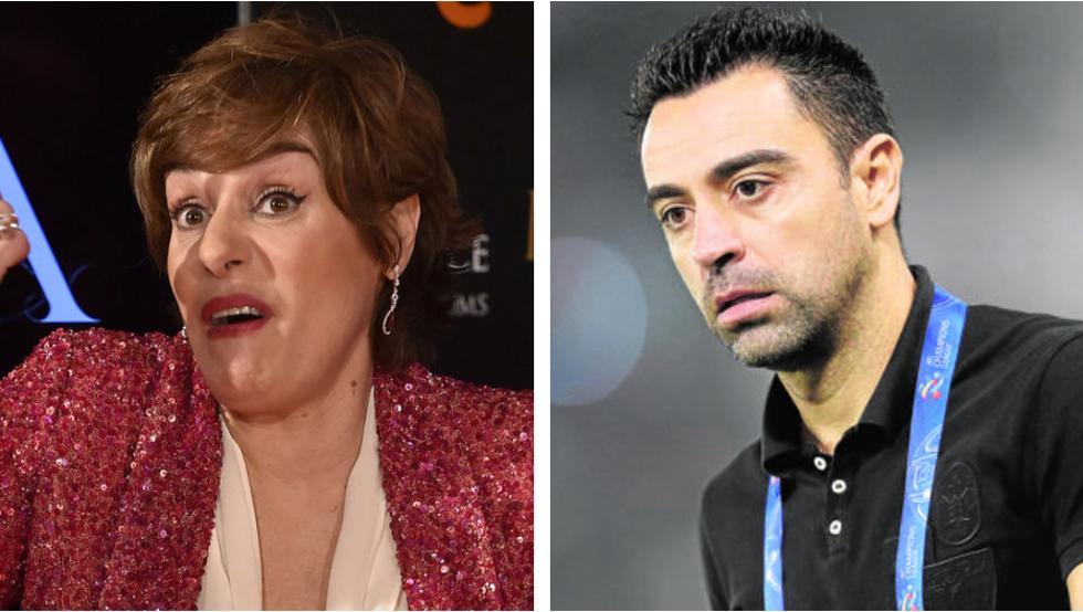 """Anabel Alonso insulta a Xavi tras sus últimas declaraciones: """"descerebrado"""""""