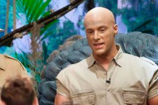 Jordi Cruz se transforma en Dwayne Johnson ('Jumanji') y aparece completamente calvo en 'Masterchef Junior'