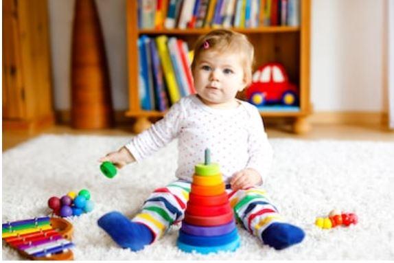 juguetes para niños de 1 o 2 años