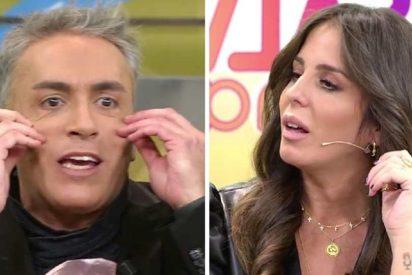 Kiko Hernández debería ser despedido de 'Sálvame' por reírse con tanta maldad de la nueva cara de Anabel Pantoja