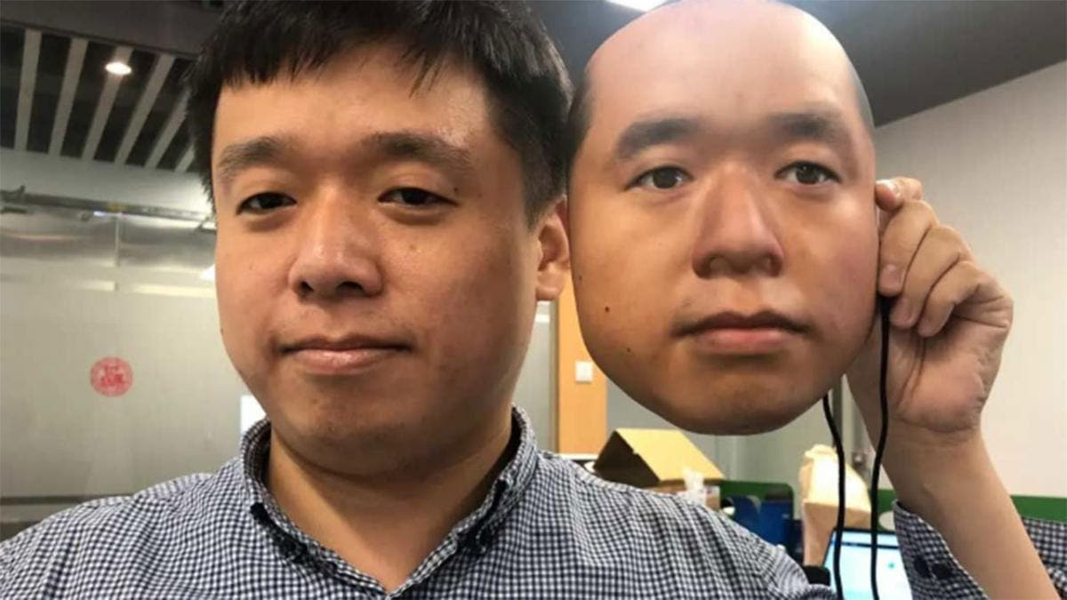 Crean esta máscara de alta calidad capaz de engañar a cualquier sistema de reconocimiento facial