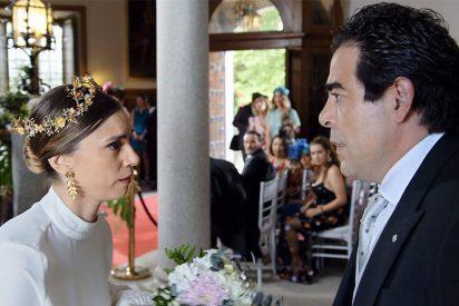 """El trágico desenlace de la boda de Amador y la """"teacher"""" en el último capítulo de 'La que se avecina'"""