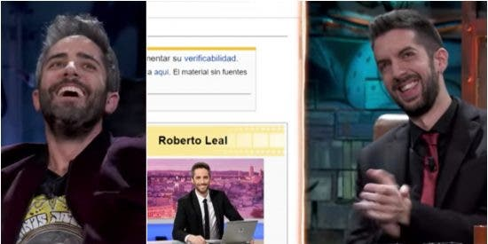 """El grandioso 'troleo' de Roberto Leal a Broncano: """"Esto es de lo mejor que se ha hecho aquí nunca"""""""