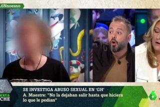 Los colaboradores de laSexta Noche destrozan 'GH' por el caso Carlota Prado