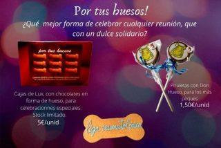 La liga reumatológica de Galicia, inicia una campaña de solidaridad y apoyo al colectivo. Por tus huesos regala salud.