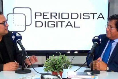 """César Maldonado: """"La cotización del ciudadano extranjero es del 10% de la economía nacional"""""""