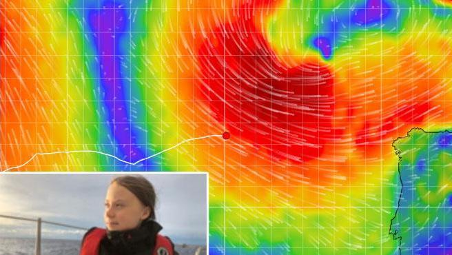 Cómo viajará Greta Thunbergde Lisboa a Madrid, ¿andando para no contaminar?
