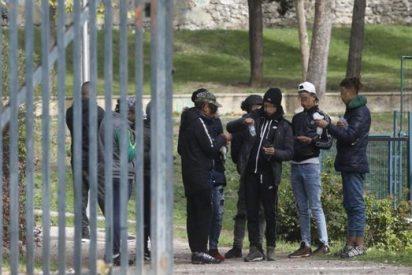 La Policía desvela que el centro de 'menas' de Casa de Campo dispara los delitos en un 611%
