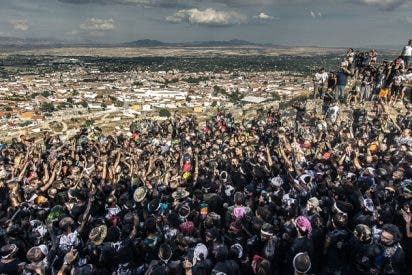 La fiesta de 'El Cascamorras' de Guadix y Baza, declarada Bien de Interés Cultural