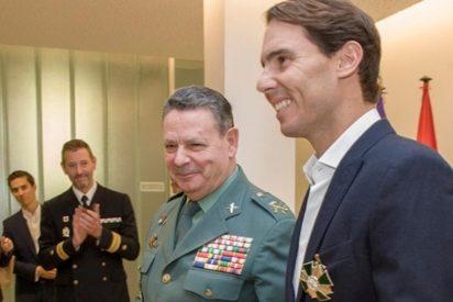 La Guardia Civil se une a Rafa Nadal y hunden mundialmente al independentismo catalán