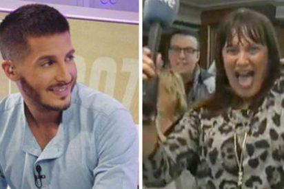 Mediaset humilla a la reportera de TVE que se inventó que había ganado el 'Gordo' de Navidad