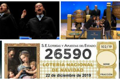 ¡¡¡26590!!!: El Gordo de la Lotería de Navidad madruga más que la investidura de Pedro Sánchez