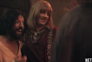 El Congreso de Brasil pide explicaciones a Netflix sobre una película que presenta a Jesús como un homoxexual activo