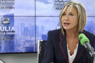 Un sondeo 'oculto' hunde a Julia Otero, la deja en ridículo en Onda Cero y condena a laSexta