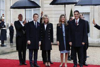 Moncloa vetó y prohibió viajar a París a Doña Letizia para que no eclipsara a Begoña Gómez