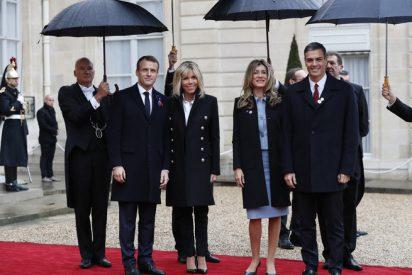 Moncloa vetó a la Reina Letizia en el viaje a París para que no eclipsara a Begoña Gómez