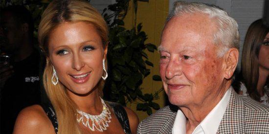 Fallece Barron Hilton dejando 15 nietos desheredados y solo un 3% de su fortuna
