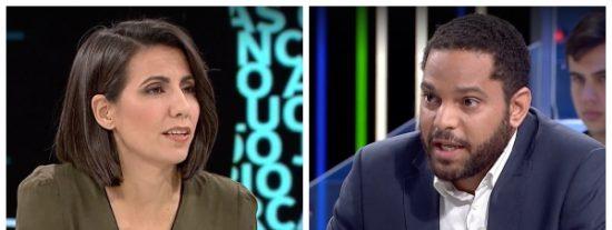 """Ana Pastor 'dispara por la espalda' a Ignacio Garriga (VOX): """"Le agradezco que venga a laSexta, la televisión que quieren cerrar"""""""