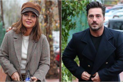 ¡Pillados! Paula Echevarría y David Bustamante, juntos de nuevo (y muy felices...)