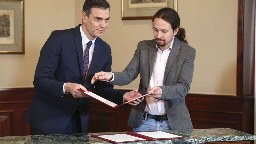 El acuerdo programático de PSOE y Podemos supone un ataque a la libertad de las familias