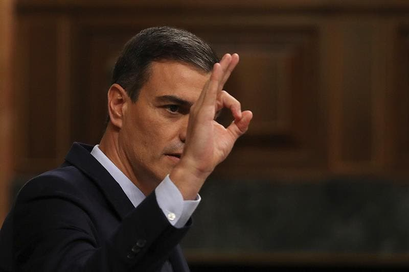 """José Luis Úriz Iglesias: """"Un mes sin respuesta Pedro Sánchez. ¿Qué menos que educación, no?"""""""